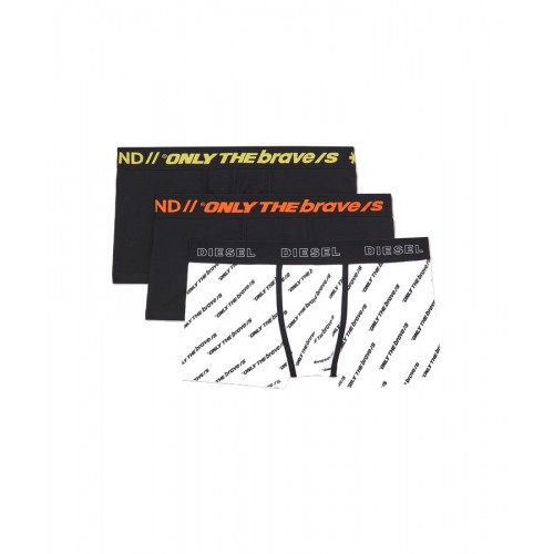 DIESEL ΑΝΔΡΙΚΑ ΕΣΩΡΟΥΧΑ (ΣΕΤ 3 ΤΕΜΑΧΙΩΝ) 00ST3V-0WAXS-E4877 UMBX-DAMIENTHREEPACK BOXER