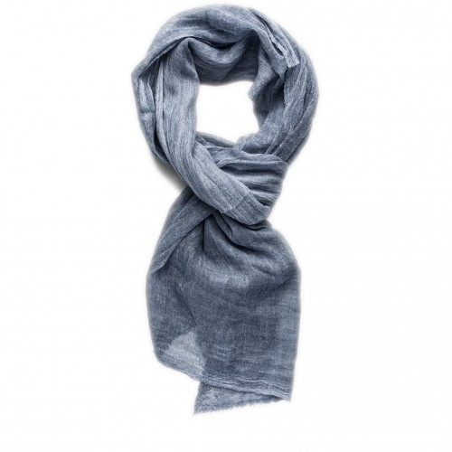 REPLAY ΦΟΥΛΑΡΙ AM9193.000.A0346A.499 TIE-DYE WOOL AND MODAL SCARF