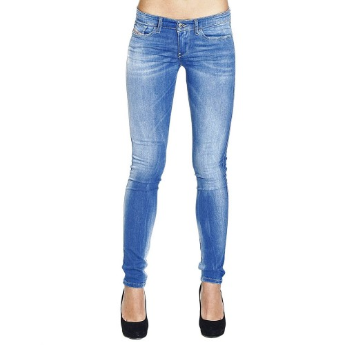 DIESEL ΓΥΝΑΙΚΕΙΑ JEANS SKINZEE LOW (SLIM FIT) 00S54P-0829E-01