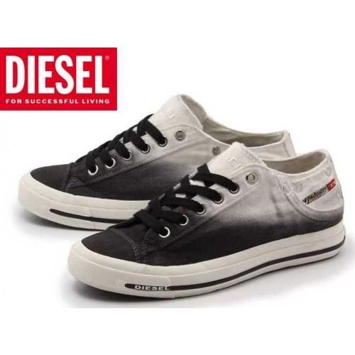 DIESEL Y00637 P0271 H1532 EXPOSURE IV LOW W BLACK/WHITE
