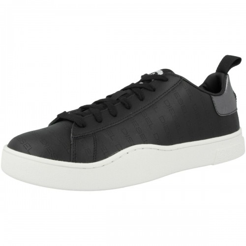 DIESEL ΑΝΔΡΙΚΑ ECO-LEATHER SNEAKERS Y02045 P2662 H7030 S-CLEVER LOW LACE