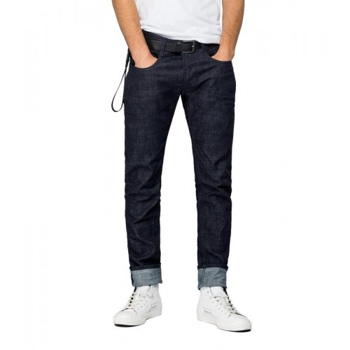 REPLAY ΑΝΔΡΙΚΑ JEANS M1004K.000.325.750.007 SLIM FIT KARTER SUSTAINABILITY CYCLE JEANS