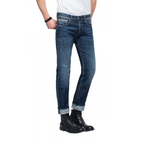 REPLAY JEANS ΑΝΔΡΙΚΟ MA972.000.174.566.007 GROVER