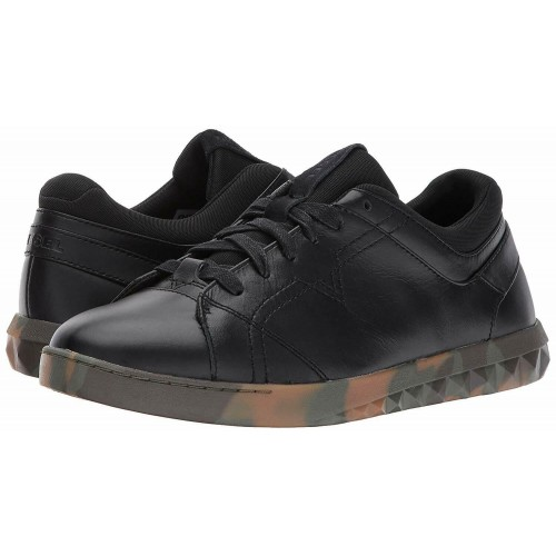 DIESEL ΑΝΔΡΙΚΑ SNEAKERS Y01451 PR215 H4974 S-STUDDZY LACE BLACK-CAMOUFLAGE